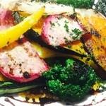 45346533 - 野菜のグリル