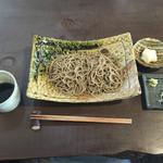 蕎麦屋 きみなみ - 福井県産  蕎麦