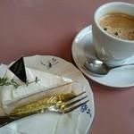 ナカタヤ - チーズケーキとコーヒー