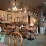 ナカタヤ - 2階喫茶店