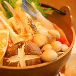 寿し徳 - お鍋