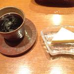 一福庵 - コーヒーとチーズケーキ