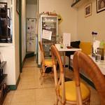ゴスペル カフェ - 1階席