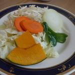 千葉ビール園 - 野菜食べ放題