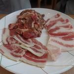 千葉ビール園 - 牛、豚、ラム食べ放題