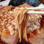 アメミ屋 - 麺アップ