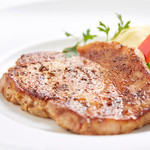 Pine Tree Bless - Okinawan Pork Steak.