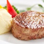 Pine Tree Bless - Fillet steak.