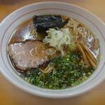 喜元門 - 濃厚魚出汁 醤油(780円)