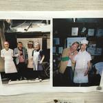 今井食堂 - 今井食堂(京都市北区上賀茂)笑福亭鶴瓶の写真