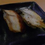 スシロー - うなぎの食べ比べ(蒲焼き・白焼き)