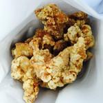 ひなた - 料理写真:ハーブ鶏唐揚げ