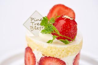 Pine Tree Bless - Strawberry short cake.