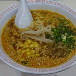 御座候 - ごま味噌坦々麺300円(税込)