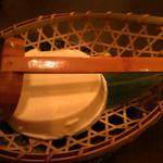 飲笑語楽 - 涌谷町豆腐濃厚で美味〜♡