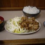 まんぷく食堂 - 焼肉定食~☆