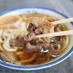 米田食堂 - 馬肉は食べごたえあり!!!