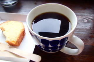 チルアウト スタイル コーヒー
