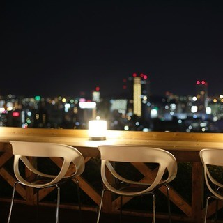 デートを盛り上げる夜景