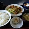 中国料理の店 ビックチャイナ - 料理写真:回鍋肉ランチ