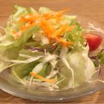 ろんぐろんぐあごー - サラダ250円