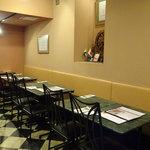 ダルマサーガラ - キッチン側のピンクの部屋