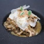 清澄白河 フジマル醸造所 - 鴨のスパゲッティーニ