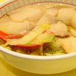 どうとんぼり神座 - 白菜が甘い