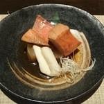 庵寿 - 金目鯛煮付け