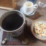 ろまんの道 - 料理写真:ベトナムコーヒー\400
