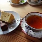 メリッサ - 料理写真:ケーキセット