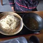 45373020 - 2015.12追加 カレーつけ麺