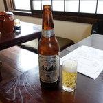 むらい - ビール大瓶600円