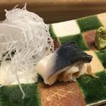 かま田 - ホッキ