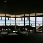 レスティングプレイス - ホテルのロビーも使用可。