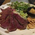 塊肉酒場 LOVE&29 - ハートのタタキ