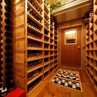 ~上質な雰囲気とおもてなしで贅沢なひと時をワインと共に~