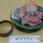 やまさき - 料理写真:鯉刺し