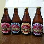 盛田金しゃちビール犬山工場 - 尾張名古屋の金しゃちビール ミツボシビール