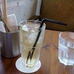 DEAR FROM - セットドリンク(アイスジャスミン茶)