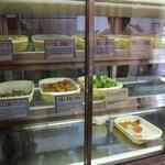 4538483 - 副惣菜の棚