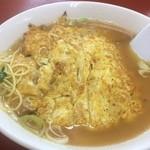 中華料理 太華 - 天津麺