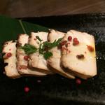 八鶏 - ローストチーズ