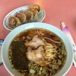 大三元 - 料理写真:ラーメン、餃子!