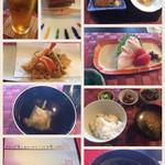 広尾 あいおい - 2015年秋、両親を招いて、お昼のコースをいただきました!
