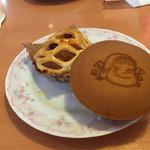 45383078 - ケーキ食べ放題 4皿目