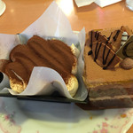 45383079 - ケーキ食べ放題 3皿目