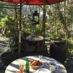 Garten Cafe ぶ楽り -