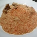 朱白 - パスティーナーお米の形状のパスター