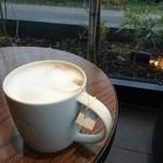 スターバックスコーヒー - フルリーフ・チャイティーラテ、マグで(Tall、410円税別)